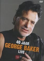 40 Jaar George Baker live