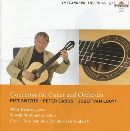 Concertos for guitar and orchestra