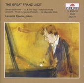 The great Franz Liszt