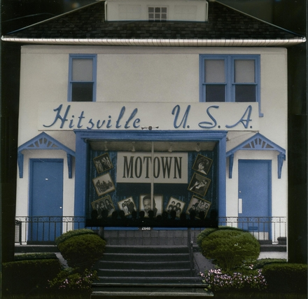 Motown : the complete no. 1's