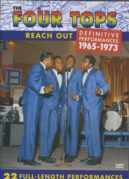 Reach out : Definitive performances 1965-1973