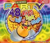 Kids party : 48 hits om uit je dak te gaan