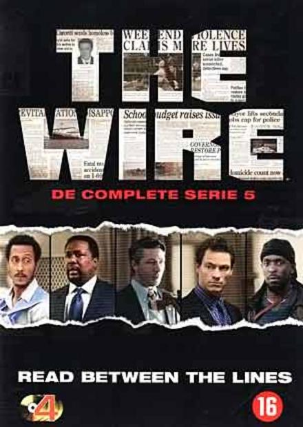 The wire. De complete serie 5