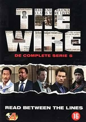 The wire. De complete serie 5
