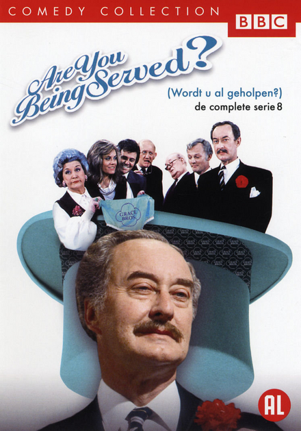 Are you being served?. De complete serie 8