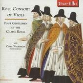 Four gentlemen of the Chapel Royal