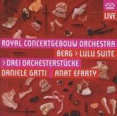 Drei Orchesterstücke