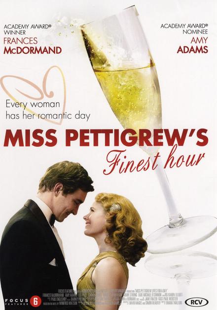 Miss Pettigrew's finest hour