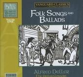 Folk songs and ballads