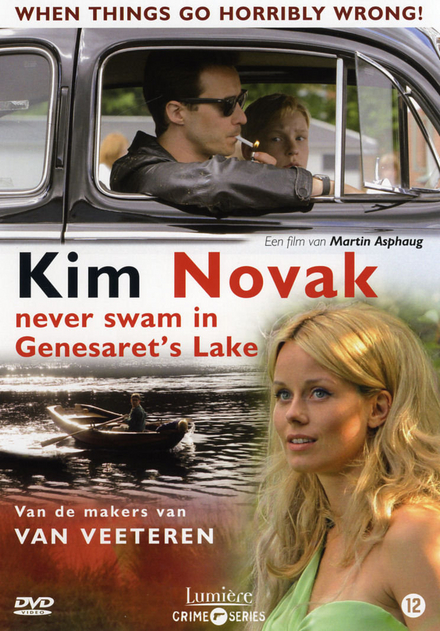 Kim Novak never swam in Genesaret's Lake