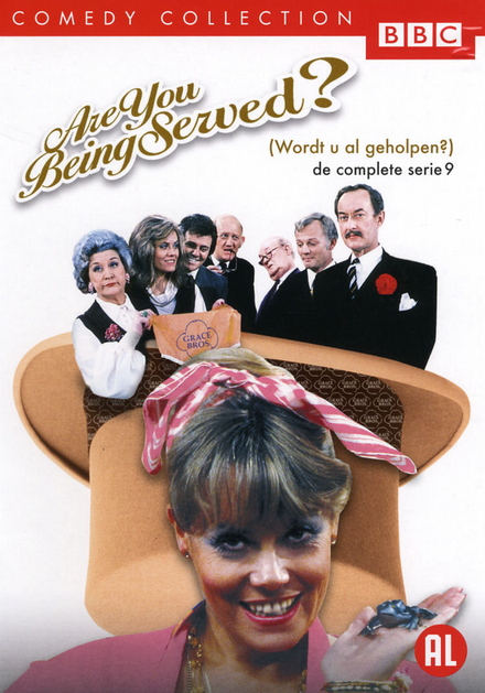 Are you being served?. De complete serie 9