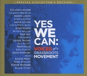 Yes we can : voices of a grassroots movement
