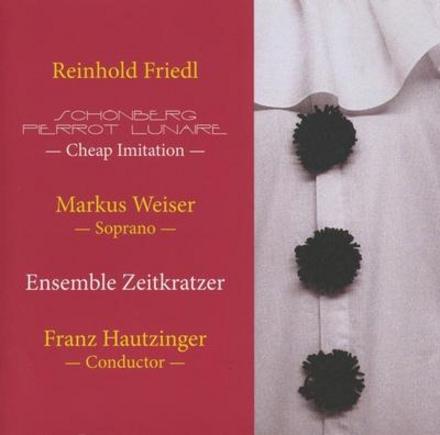 Schönberg Pierrot Lunaire cheap imitation