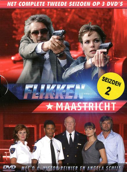 Flikken Maastricht. Seizoen 2