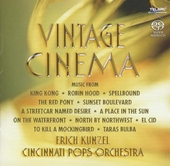 Vintage cinema : A chronological journey of classic film scores from 1933 to 1962