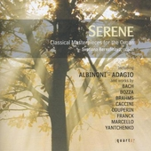 Serene : Classical masterpieces for the organ