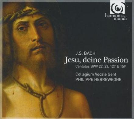 Jesu, deine Passion