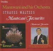 Strauss waltzes ; Mantovani favourites