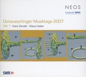 Donaueschinger Musiktage 2007 Vol.1. vol.1