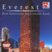 Everest : Best selections for concert band