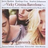 Vicky Cristina Barcelona : motion picture soundtrack