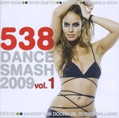 538 dance smash 2009. Vol. 1