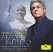 Amore infinito : songs inspired by the poems of John Paul II