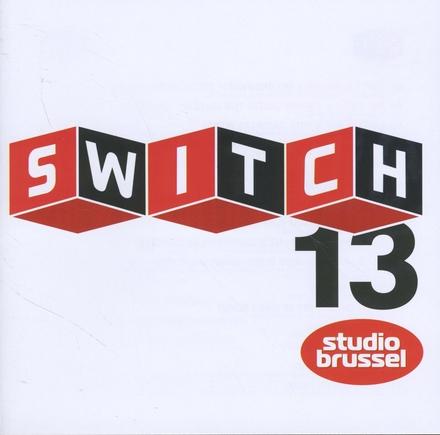 Switch [van] Studio Brussel. 13