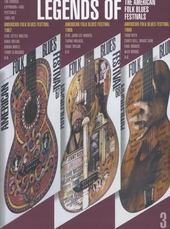 Legends of The American Folk Blues Festivals. Vol. 3