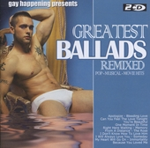 Gay happening presents greatest ballads remixed
