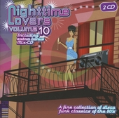 Nighttime lovers : A fine collection of disco funk classics of the 80's. vol.10