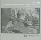 Blues at home : Field recordings from Memphis, Tennessee 1976-1982. vol.1
