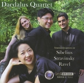 "String quartet in d minor, op.56 ""Intimate voices"""