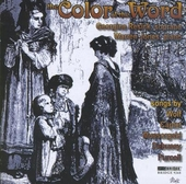 The color of the word : Masterpieces of text-setting