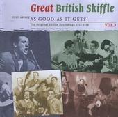 Great British skiffle. Vol. 3, The original skiffle recordings 1952-1958