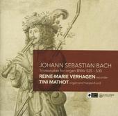 Triosonatas for organ BWV.525 - 530