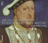 The Tallis Scholars sing Tudor church music. Vol.1