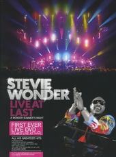 Live at last : a wonder summers's night