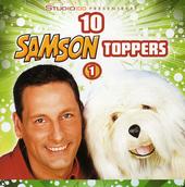 10 Samson toppers. 1