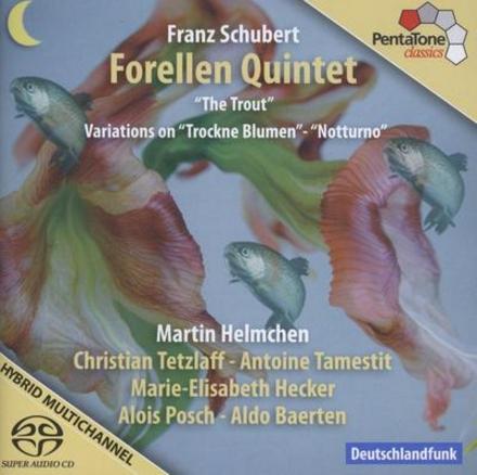 """Forellen quintet """"The trout"""""""