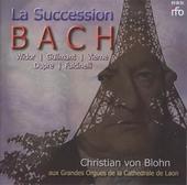 La succession Bach : Die Bach-Rezeption am Pariser Conservatoire von Widor bis Falcinelli