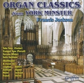 Organ classics from York Minster