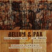 Bellum & pax : Jacob Obrecht, Josquin Desprez, Pierre de la Rue