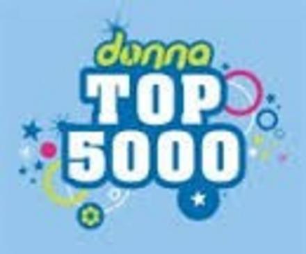 Donna top 5000 : de 100 grootste hits uit de langste lijst !