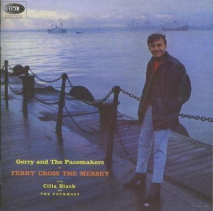 Ferry cross the Mersey