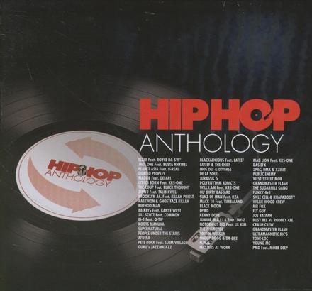 Hiphop anthology