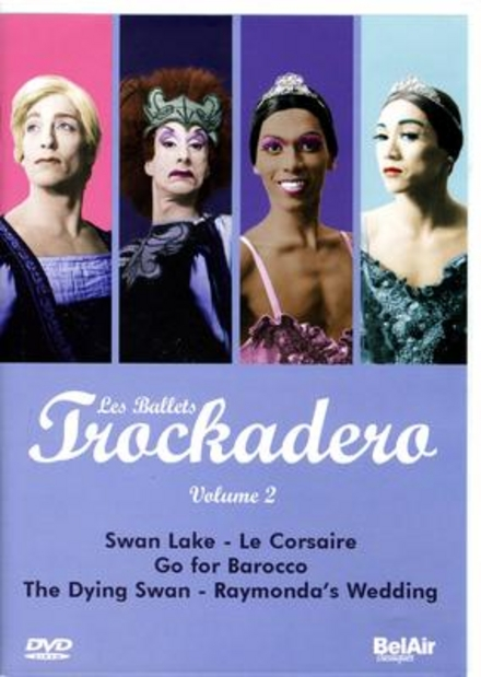 Les Ballets Trockadero volume 2. vol.2