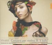 Concerti per violino III : il ballo