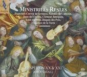 Ministriles reales : música instrumental de los siglos de oro del renacimiento al barroco 1450-1690