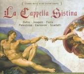 La Cappella Sistina : eternal music in the Sistine Chapel